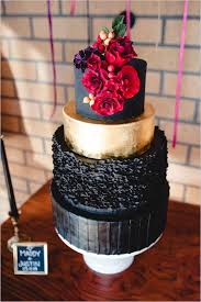 Red And Black Wedding Romantic Red And Black Wedding The Wedding Weddbook