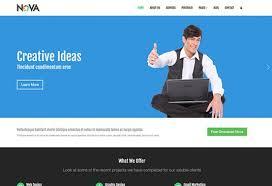 membuat website bootstrap 14 template bootstrap gratis untuk membuat website keren jurnal web