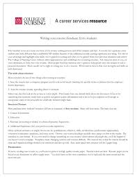 Resume Example Nursing Student Resume by Nursing Student Resume Examples Best Of Ingenious Design Ideas