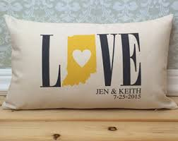 personalized pillow personalized pillow etsy