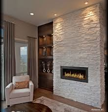 fireplace ideas with stone incredible best 25 stacked stone fireplaces ideas on pinterest