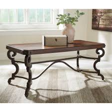 coffee tables breathtaking element ashley furniture mission