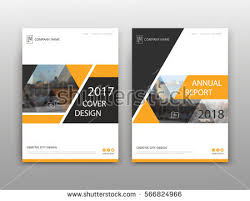 fancy brochure templates abstract binder layout white a4 brochure stock vector 566824966