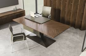 executive desk wooden contemporary commercial two4six by