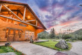 Alaska On Map Alaska Hotels And Lodges Choose The Best Lodging For Your Vacation