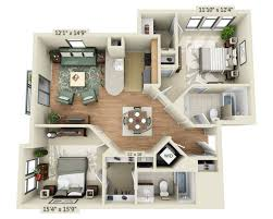3 bedrooms apartments for rent floor plans and pricing for delancey at shirlington village