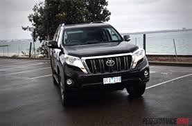 land cruiser toyota 2016 2016 toyota landcruiser prado 2 8 review video performancedrive