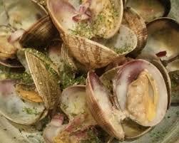 cuisiner des palourdes fraiches recette palourdes à l oignon et au vin blanc facile rapide
