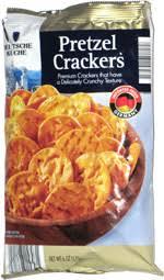 deutsche küche küche pretzel crackers