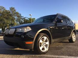 2007 bmw for sale 2007 bmw x3 3 0si in fl cars 4 you