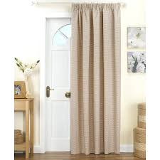 Small Curtain Rods For Sidelights by Curtains Behind Front Door Curtain Ideas For Windows Educational