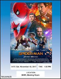 mini flix spider man homecoming