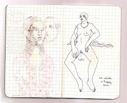 joe a new sketch notebook four drawings prettygreenbullet