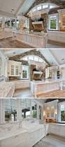 wood mode kitchen with white cabinets and marble countertops http