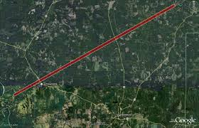 Tornado Map Disaster Relief Operation Map Archives