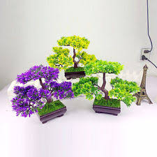 artificial bonsai ebay
