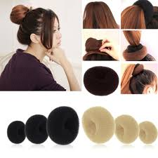 donut bun donut hair ring bun former shaper hair styler maker former korea
