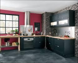 cuisine anthracite cuisine bois cuisine bois sol anthracite