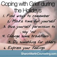 coping with grief during the holidays grief holidays and mental
