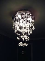 Cleaning Chandelier Crystals How To Clean Chandeliers On High Ceiling With Chrome Finish