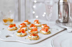 bellini canape how to blinis canapes tesco food