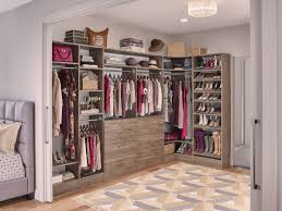 Wardrobe Shelving Systems by Closet U0026 Storage Products Laminate Closetmaid Professional