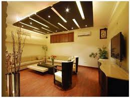 awesome unique shape wooden false ceiling designs for living room