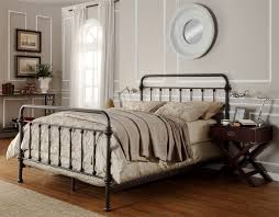 vintage metal bed frame instruction modern wall sconces and bed