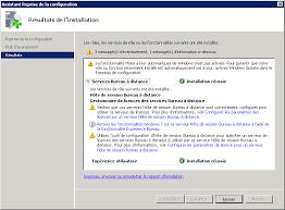 configurer bureau distance windows 7 procedure installation et parametrage d un serveur tse pdf