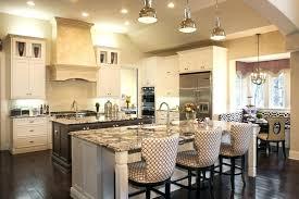 islands in the kitchen built in kitchen islands with seating kitchen island with seating