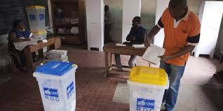 image bureau de vote rdc pas d élection présidentielle en 2018 un secret de