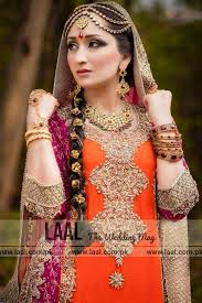 wedding dress in pakistan bridal dress designs and colors for mayun and mehndi