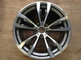 20 m light alloy double spoke wheels style 469m 1 x bmw 20 11j genuine 469m msport rear alloy wheel f15 x5 ebay