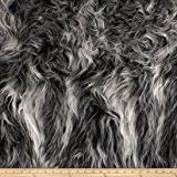 afghan hound fabric amazon com shannon afghan hound faux fur denim fabric by the yard