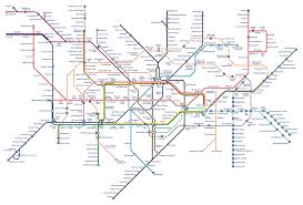 Tube Map London Tube Map Evolution 2009 Edition Review River Thames No More