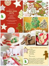 inspiration board cookie swap cookie swap christmas cookies