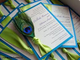 peacock invitations 25 peacock wedding invitation templates free sle exle