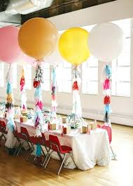 60th birthday party decorations birthday table decorations balloons table decoration for a kids