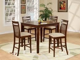 bar height dining room table provisionsdining com