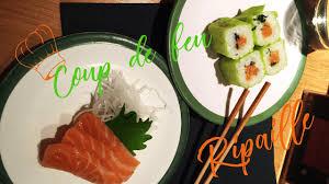 restaurant japonais chef cuisine devant vous matsuri un restaurant japonais pas comme les autres