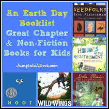 an earth day booklist for the whole family