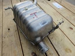 used mercedes benz mufflers for sale page 2