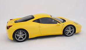 ferrari 458 custom ferrari 458 italia 2009 scale model cars