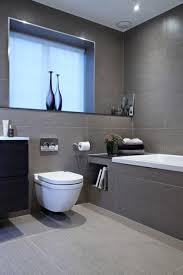 Purple And Gray Bathroom - 25 gray and white small bathroom ideas