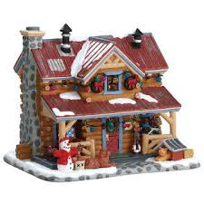 lemax christmas coventry cove by lemax christmas building jasper s cabin