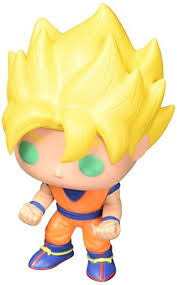 amazon funko pop dragon ball vinyl figure super saiyan
