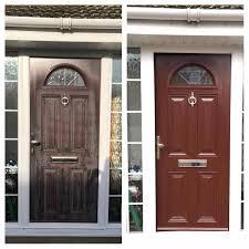 glass panel front door painted rustic front doors kapan date
