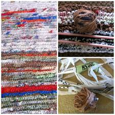 How To Make A Rug Out Of Plastic Bags How To Make A Crochet Rug Out Of Plastic Bags Style Guru