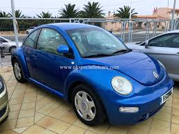 beetle volkswagen blue volkswagen beetle 2 0 left hand drive lhd in spain