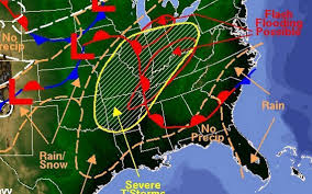 Local Weather Map National Weather Service Forecast For St Louis Mo Region For Feb